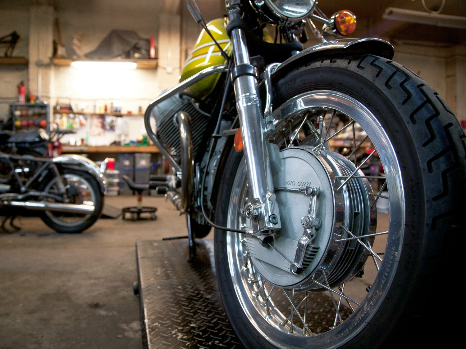 MotorcycleCollision Repair - Motorcycle Services